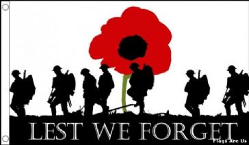 Lest We Forget  (Army)